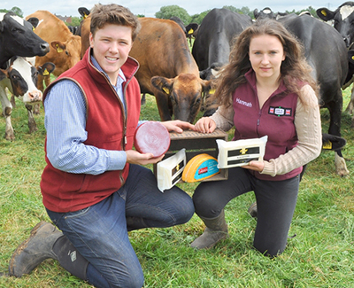 Milk and cheese circle puts smile on the face of British dairying